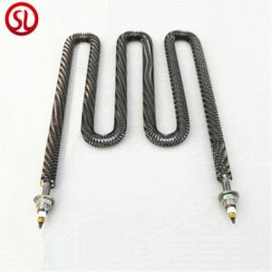 3U Type Finned tubular heater heating elements