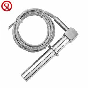 Right Angle High Density Electric Water Heater Heating Element