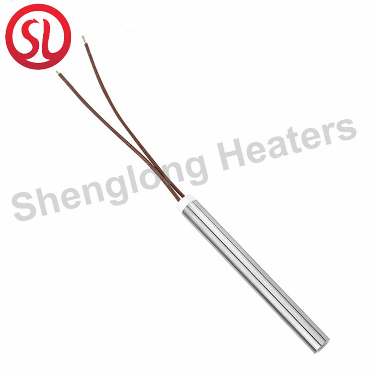 Single End Industrial Cartridge Heater Heating Element