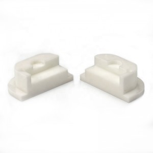 Polished zirconia ceramic parts for space industry
