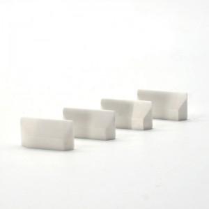 High strength zirconia dental ceramic stock block