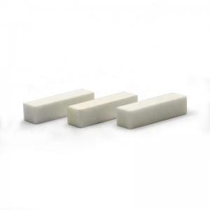 High Hardness Alumina Ceramic Parts 95% 99% 99.5% Alumina Ceramic Block