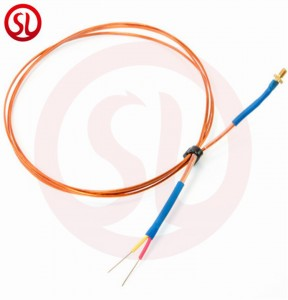 K Type Thermocouple with Screw Thread for 3D Printer