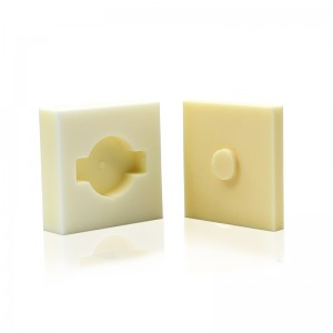 Industrial application white zirconia blocks ceramic