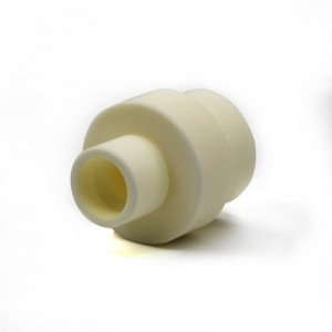 anti-corrosion Zirconia ceramic bush pipe parts