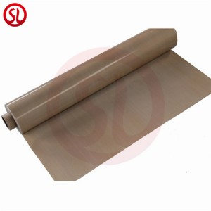 High Temperature Resistant Teflon Coated Fiberglass Cloth