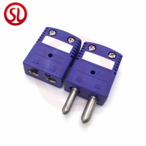 High Quality Thermocouple Connector Type T