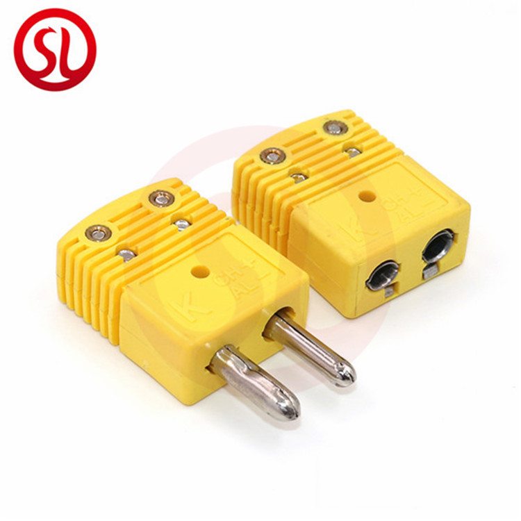 K Type Thermocouple Connector Quick Plug