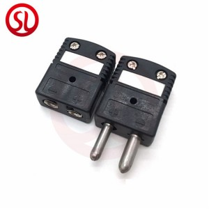 High Temperature J Type Thermocouple Connector