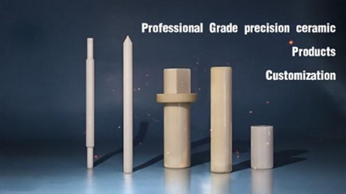 alumina ceramic pipe