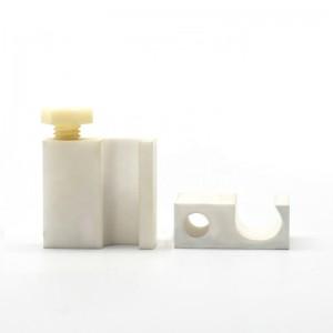 2019 custom high hardness wear resistant zirconia ceramic setter industrial ceramic part