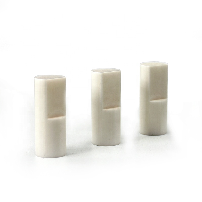 2019 hot sale High Purity fine Polished Zirconia Ceramic shaft for Industrial