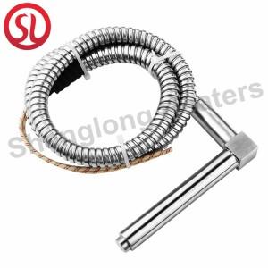 220V Industrial Cartridge Heater Electric Cartridge Heating Element