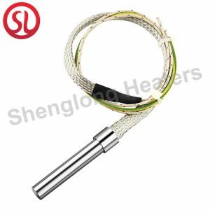 Industrial Tubular Heater Electric Cartridge Heater