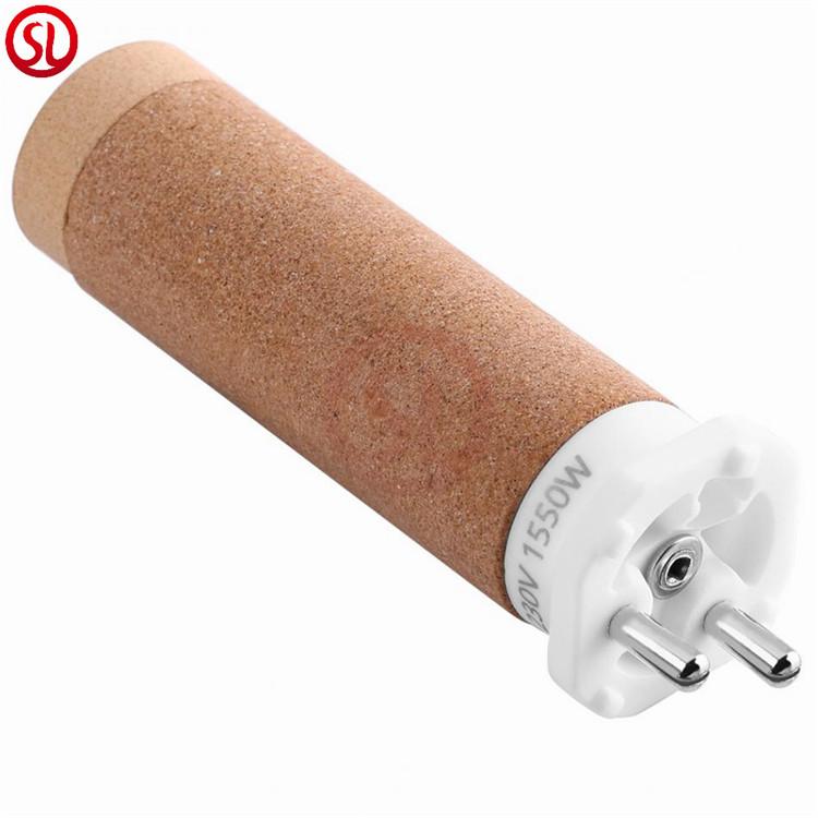 Hot air cylindrical heater mini ceramic heating element