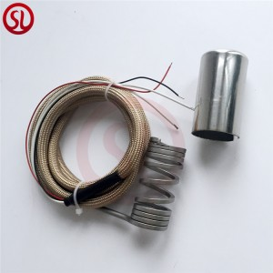 High Temperature Resistance Sealed Nozzle Hot Runner Coil Heater