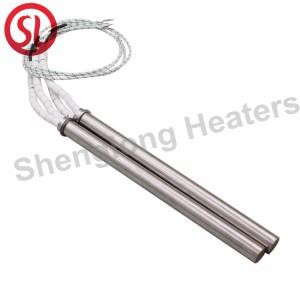 Cartridge Heating Rod Tube Heating Element Heater For Mobile Phone 3D LCD Glass Hot Bending Machine