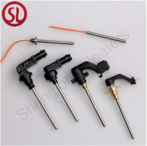 12V Cartridge Heater For Car Engine Automotive Thermostat Application