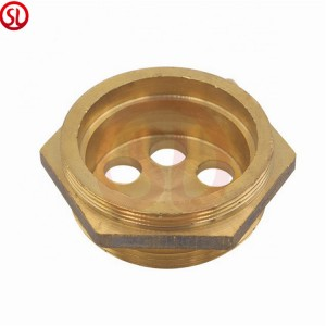 Copper Brass Flange for Water Heating Element