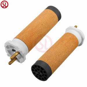 Small Mini Ceramic Heating Element For Hair Straighteners