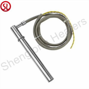 Stainless Steel Resistance Cartridge Heater For Packing Machinery