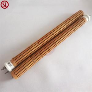 Ceramic Bobbin Radiator Heater Tube for Boiler
