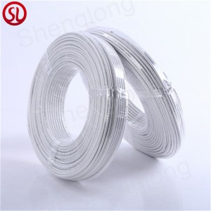 GN800 High Temperature Pure Nickel Wire Mica Tape Fiberglass Braided Cable