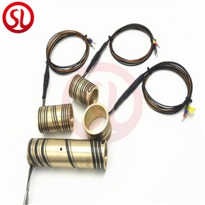 Industrial Spiral Hot Runner Nozzle Coil Heater
