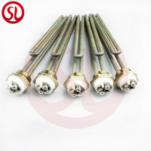 High Quality Immersion Heater with BSP Flanged Screw Plug