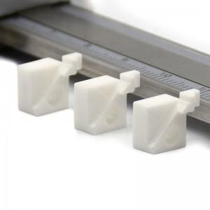OEM Zirconia Ceramic Parts Industrial Zirconia Ceramic Components