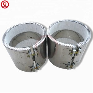 Injection Molding Machine Ceramic Band Heater Heating Parts