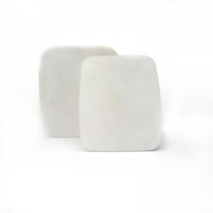 Customized  Zirconia parts White Color ZrO2 Ceramic Zirconia plate Parts