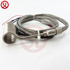 High Temperature Resistant Hot Runner Coil Heater
