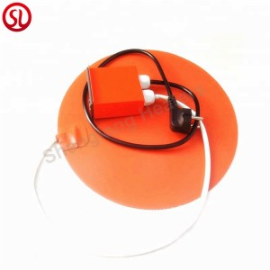 Flexible Silicone Rubber Heater Heating Pad for 3D Printer