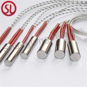 Stainless Steel Cartridge Heater Resistance Heaters