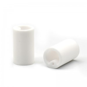 Fine Polished High Purity 99% Al2o3 Insulation Ceramic tube ceramic sleeve