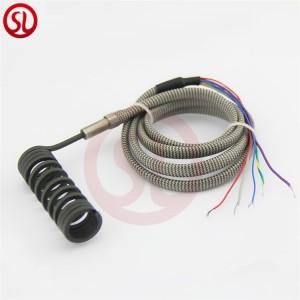 Customized Spiral Hot Runner Coil Heater
