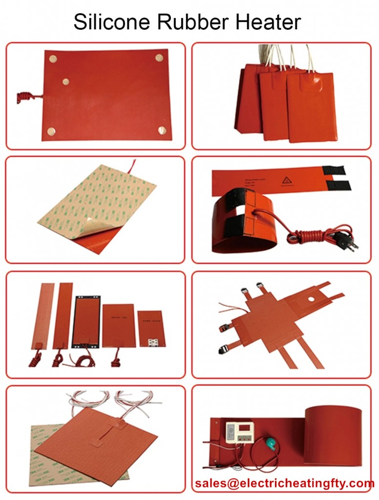 How to make silicone rubber heater