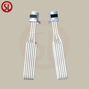 Teflon PTFE Immersion Heater Industrial Electric Heater