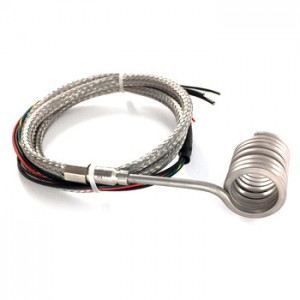 Hot Runner Coil Spring Heater For Infusing Into Food