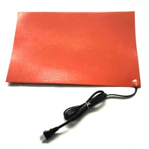 Industrial Electric Flexible Heater with Silicone Insulation