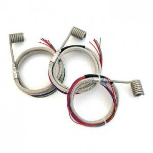 Top Quality Hot Runner Nozzle Heater Coil Heating Element For Sale