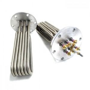 110v/220v/230v/240v/380v/440v/480v Electric industrial heat water immersion tubular water heater element