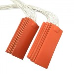 flexible 100degrees 12v silicone heater