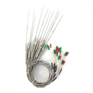 K Type Thermocouple with Lead Wire
