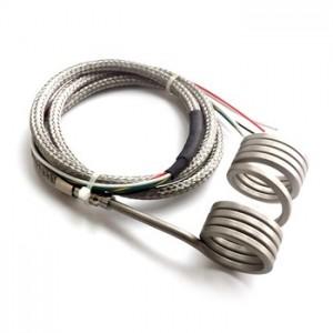 Spiral Hot Runner Heater Heating Element Coil Heater Machine