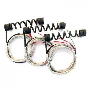 120VAC 220VAC Hot Runner Coil Heater for Hot Sprue