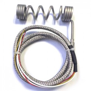 Induction Hot Runner heater coil for driyer machine