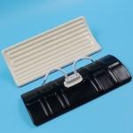 245*80mm  Flat/Hollow/Curve Electric far infrared ir ceramic heater plate for sauna