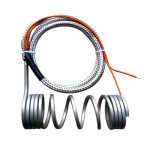 Hot Runner Spring Coil Heater with J Type Coil Heater